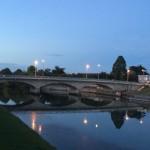Die Brücke in Saintes