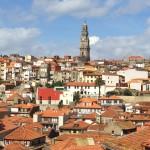 Blick über Riveira, die Altstadt