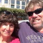 Der Skipper und sin Fru