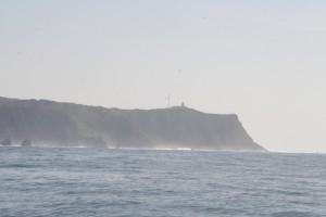 Cabo da Roca im Mittagsdunst