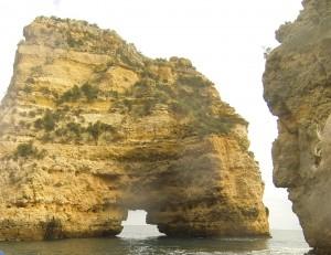 Die Höhlen von Lagos