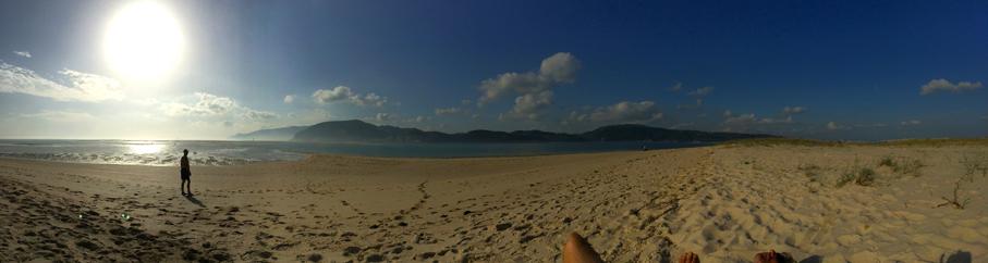 Sand, Meer und Sonne