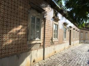 Haus in der Altstadt von Faro