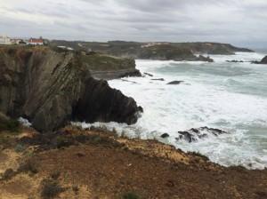 Die Küste vor Zambujeira do Mar