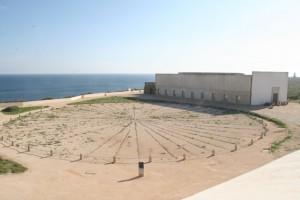 Der mysteriöse Steinkreis im Fortaleza de Sagres