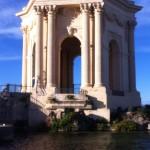 Der Wasserturm in Montpellier