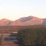 Karge Berge in Südspanien