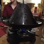 Der Tartarenhut, vorher …