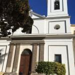 Die Kirche von Aguilas