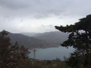 So sah die Bucht heute aus