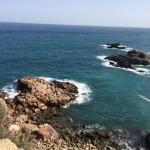 Eine Bucht bei Cabo de Palos