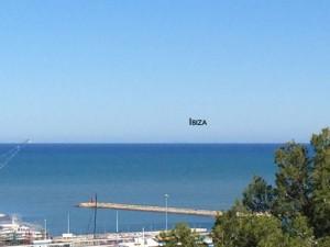 Ibiza in Sicht!