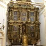 Ein wunderschöner Seitenaltar aus dem 16. Jahnrhundert