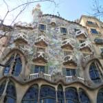 Die Casa Batlló von Gaudí entworfen