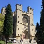 Die Kathedrale von Beziers