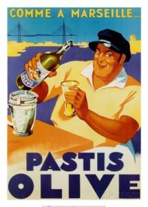pastis-olive