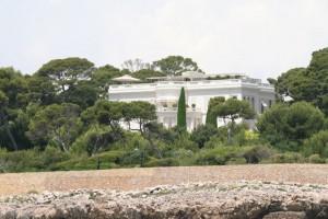 Die Villa Eilenroc
