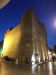 Beim Gang durchs nächtliche St. Tropez