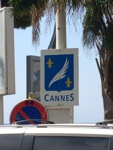 Ich wusste gar nicht, dass Darmstadt und Cannes verschwistert sind…