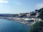 Strandleben mitten in Nizza