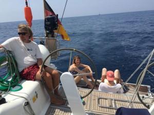 So lässt es sich segeln