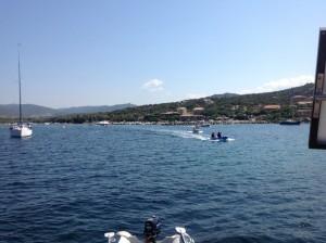 Die Bucht von Tizzano