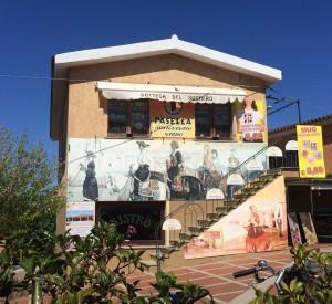 Ein sehr schön dekoriertes Haus in San Teodoro