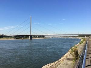 So fließt der Rhein