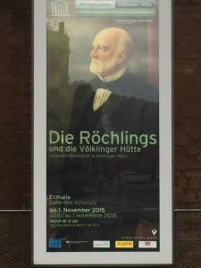 Hermann Röchling, der Unternehmer