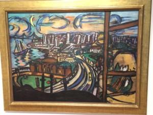 Max Beckmann: San Francisco