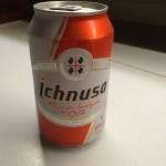 Die letzte Dose sardisches Ichnusa-Bier