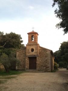 Die kleine Kirche ist noch offen