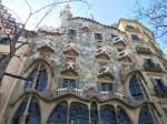 Gaudí-Wohnhaus in Barcelona