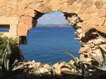 Durchblicke im Maddalena-Archipel zwischen Korsika und Sardinien