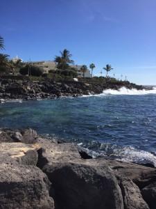Die Bucht von Arrecife