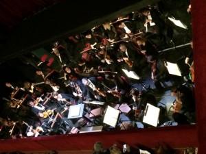 Der Orchestergraben