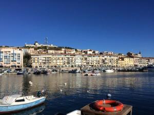 Hafenpromenade von Sète