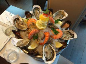 Köstlichkeiten der Meere