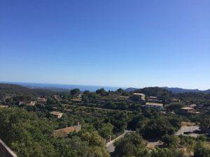 Blick von Galilea