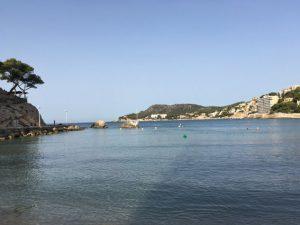 Die Bucht von Paguera