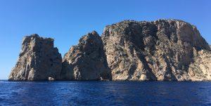 Der geheimnisvolle Felsen von Islote Vedra