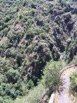 Ein Canyon in den Pyreneen