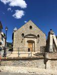 Die Kirche in Mont-Louis
