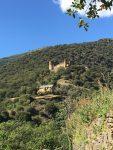 Das Fort oberhalb von Evol