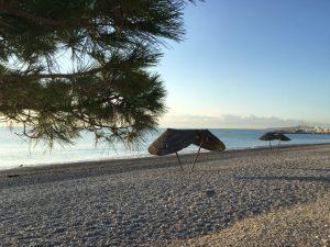 Strand wie in der Südsee